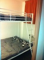 Chambre 1 lit 140 convertible et un lit 90 mezzanine